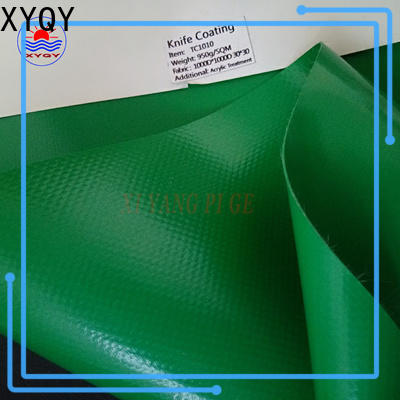 XYQY Best polyester fabric structure manufacturers for inflatable membrance
