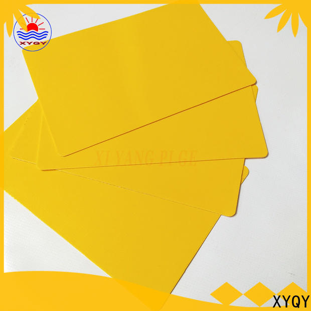 XYQY high quality Tarpaulin Fabric for Rolling Door manufacturers for outdoor