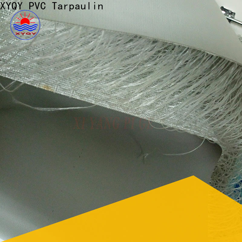 XYQY strength waterproof tarp material Supply for kayaks