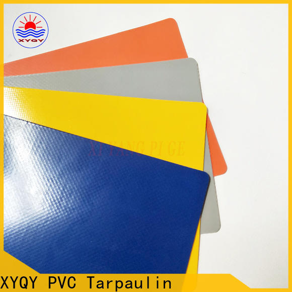 pvc tarpaulin fabric tensile for business for outdoor
