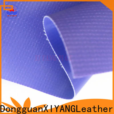 XYQY Top pvc raft fabric factory for sport
