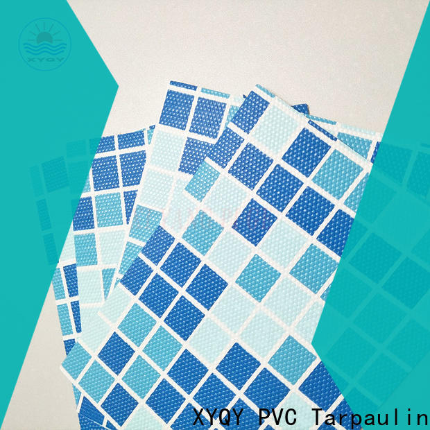 XYQY pool pool liner brands Supply for swimming pool backing