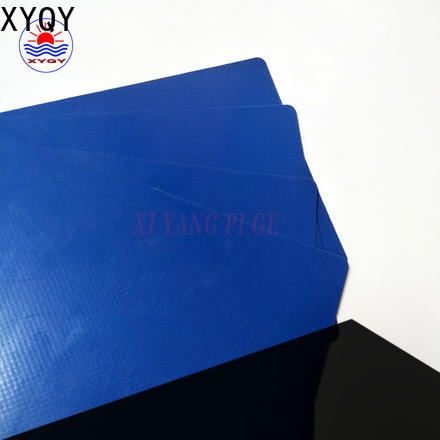 XYQY high quality tarpaulin materials fabrics for business for rolling door
