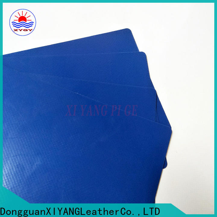XYQY High-quality pvc tarpaulin fabric manufacturers for outdoor