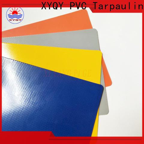 XYQY waterproof tarpaulin fabric Supply for rolling door