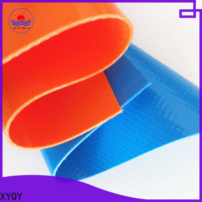 XYQY pvc inflatable pvc material company for sport