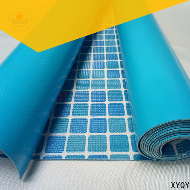 XYQY pvc heavy duty clear pvc fabric Supply for child