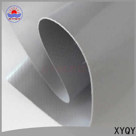 XYQY New 7x7 canvas tarp factory for awning