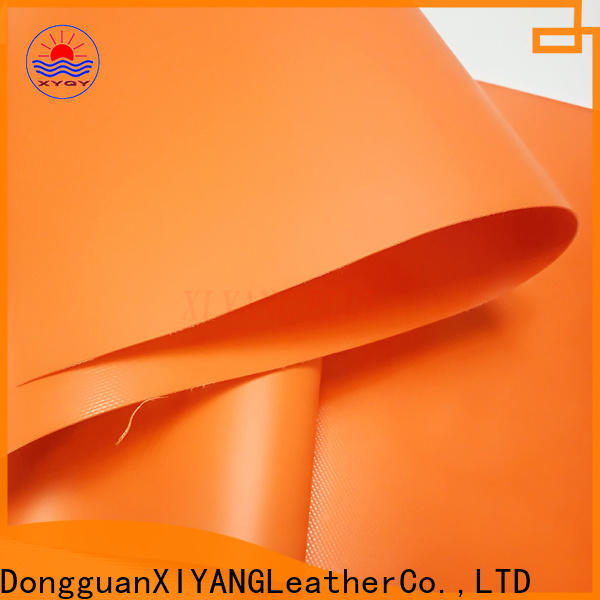 XYQY with good air tightness pvc fabric inflatable boat factory for bladder