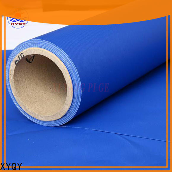 XYQY non-toxic environmental truck tarp material factory for awning