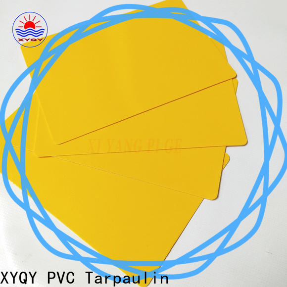 XYQY Top pvc coated tarpaulin fabric suppliers Supply for rolling door