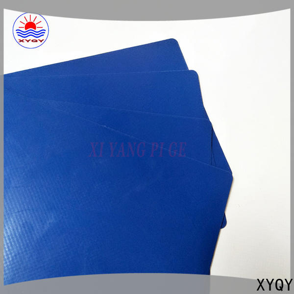 XYQY door pvc coated tarpaulin fabric factory for rolling door