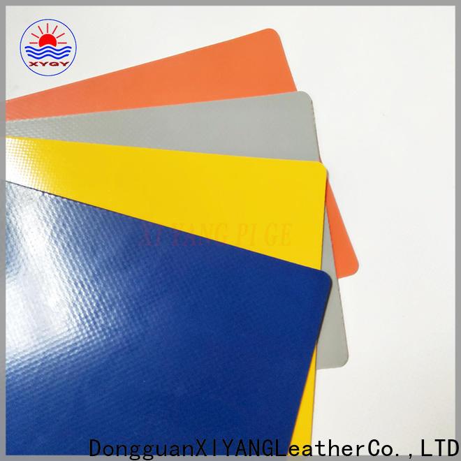 New tarpaulin materials fabrics waterproof Suppliers for rolling door