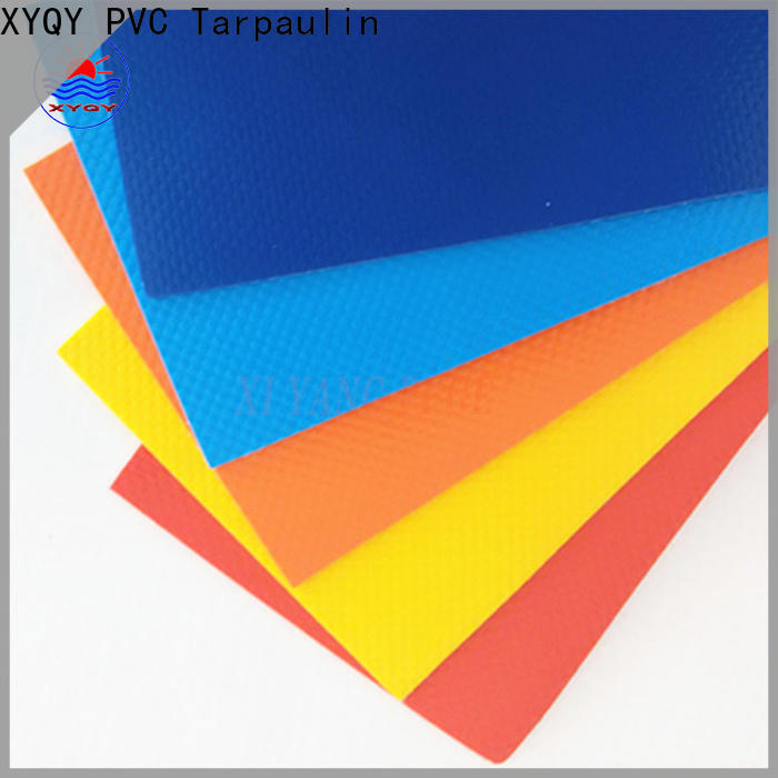 XYQY fire retardent mesh above ground winter cover for business for pools