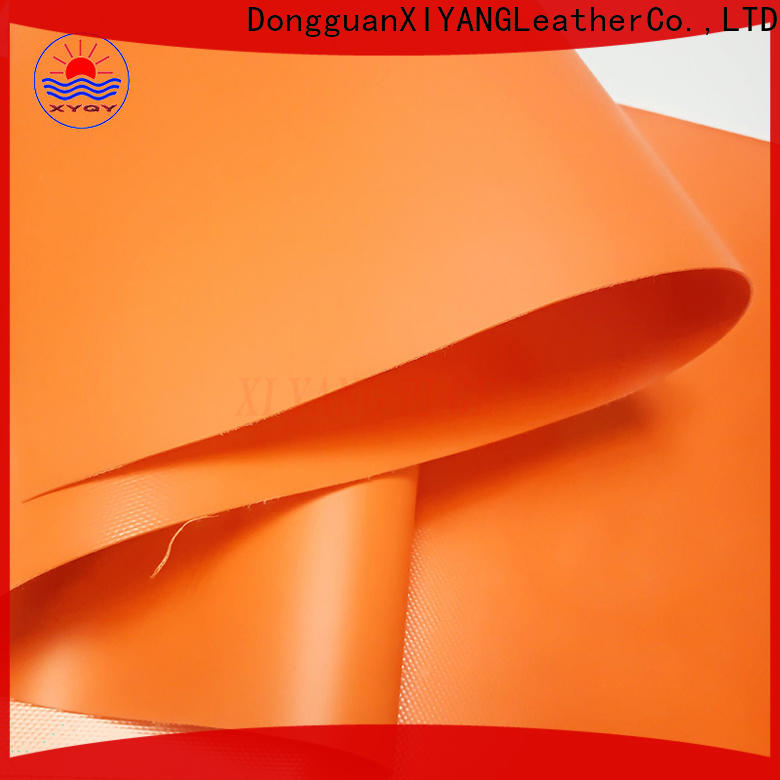 XYQY non-toxic environmental inflatable boat coating manufacturers for sport