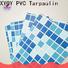 tensile strength waterproof tarpaulin sheet swimming factory for men