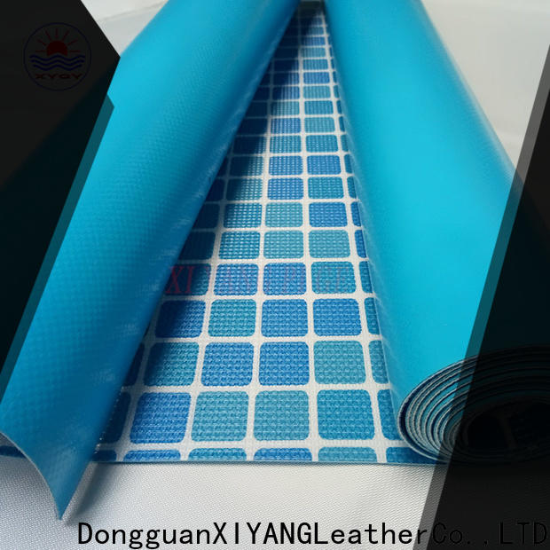 with good quality and pretty competitive price 24 ft round pool liner pad fabric Supply for men