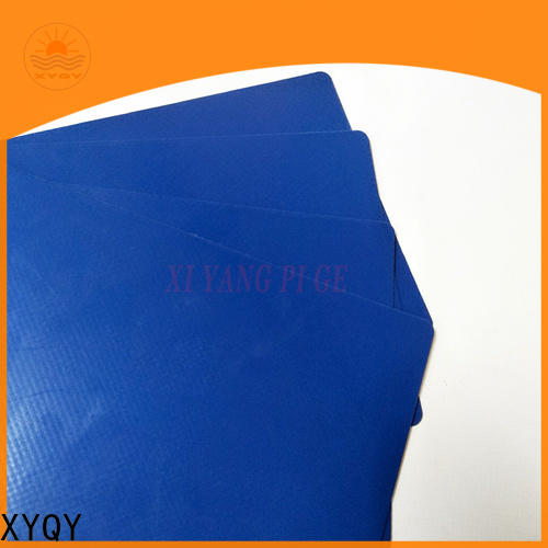 XYQY rolling pvc tarpaulin fabric manufacturers for rolling door