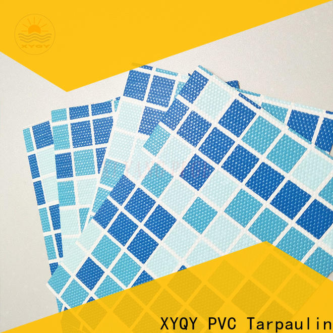 XYQY Best inground liners factory for swimming pool backing