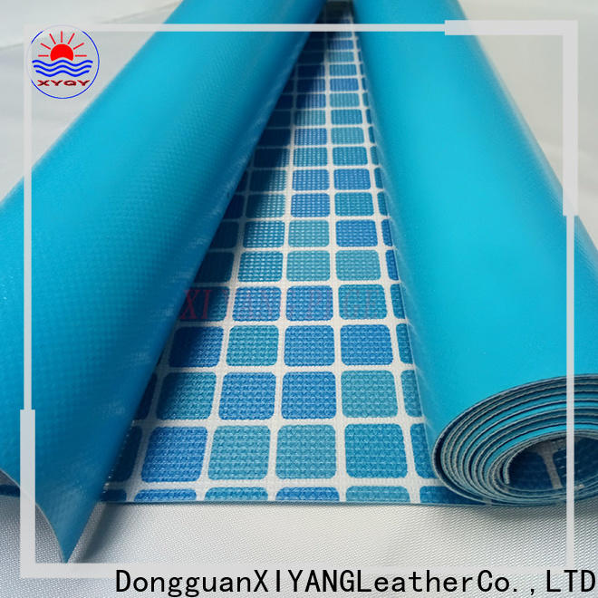 XYQY large cheap above ground overlap pool liners factory for child