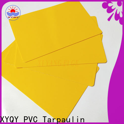 XYQY Top pvc tarpaulin fabric manufacturers for rolling door