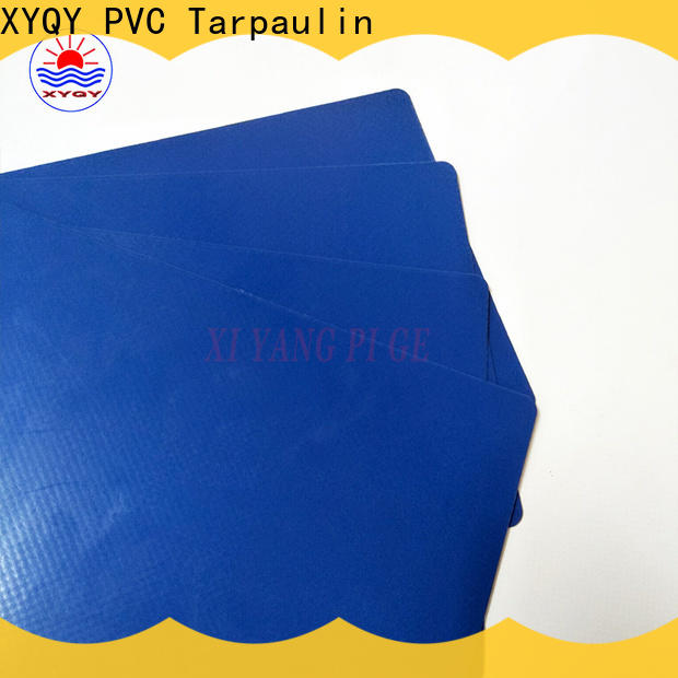 XYQY fabric Tarpaulin Fabric for Rolling Door factory for outdoor