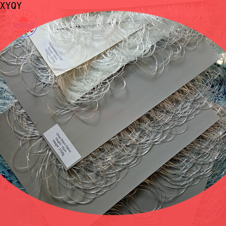 XYQY coated inflatable fabric suppliers manufacturers for boat flooring