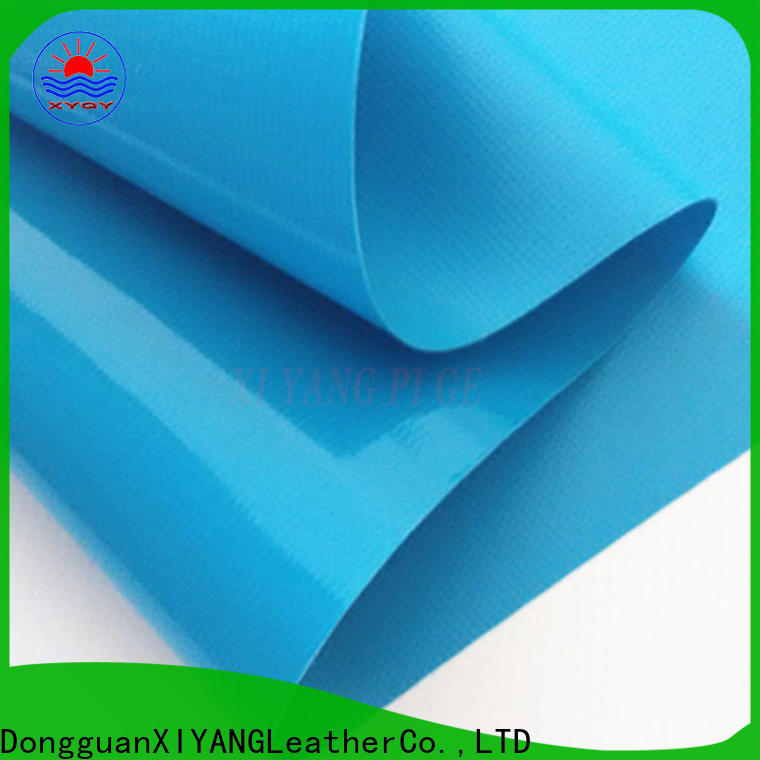XYQY New pvc fabric suppliers Supply for inflatable games tarp