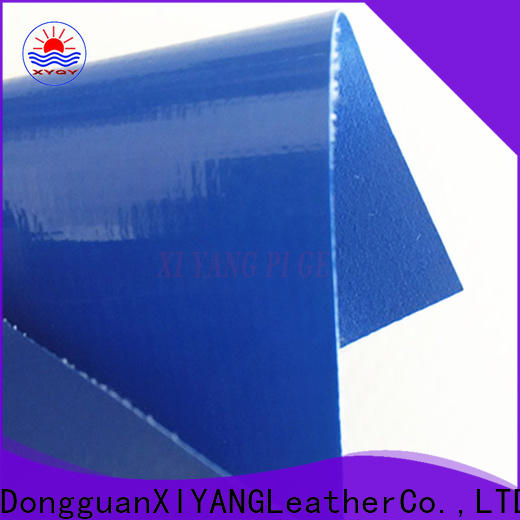 XYQY bouncy castle fabric company for inflatable games tarp