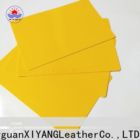 XYQY door tarpaulin fabric suppliers for rolling door