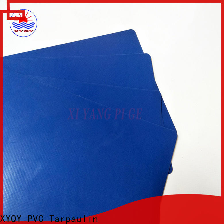 XYQY strength tarpaulin materials fabrics for business for outdoor