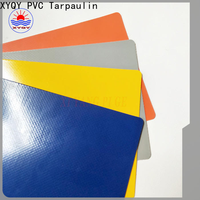XYQY tarpaulin fabric for business for rolling door