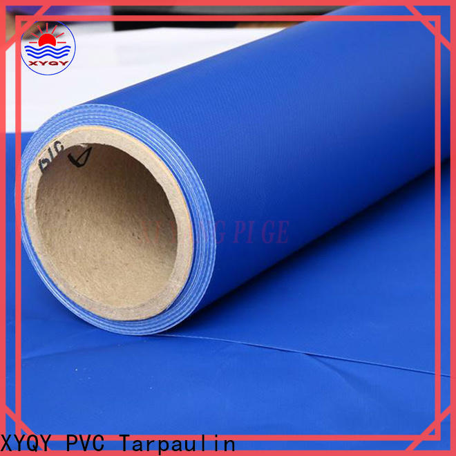 XYQY truck used pvc tarpaulin manufacturers for carport