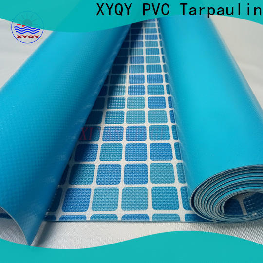XYQY size swimming pool liners for inground pools Supply for men