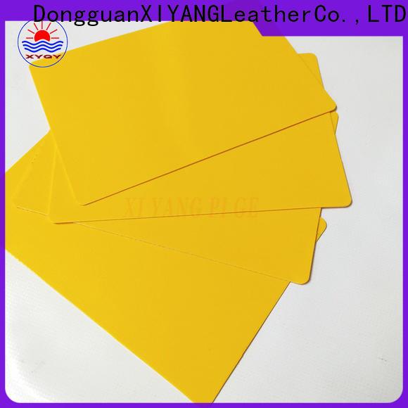 XYQY Top pvc tarpaulin fabric for rolling door