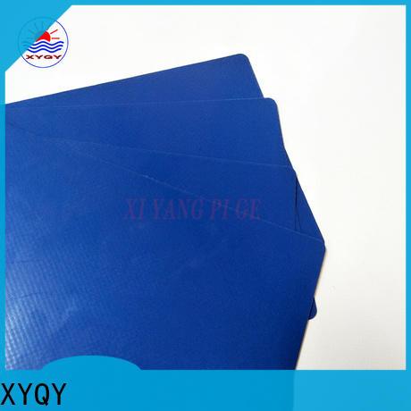 XYQY tarpaulin tarpaulin materials fabrics Supply for rolling door