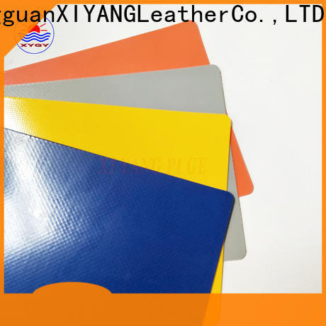 XYQY tensile waterproof tarpaulin fabric manufacturers for outdoor