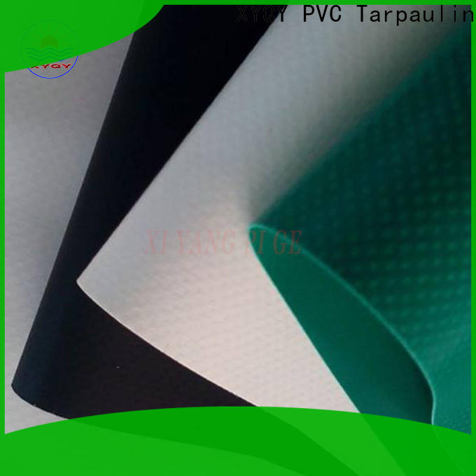 XYQY durable pvc tarpaulin fabric for Exhibition buildings ETC