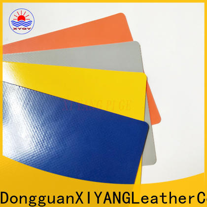 high quality pvc coated tarpaulin fabric fabric factory for outdoor