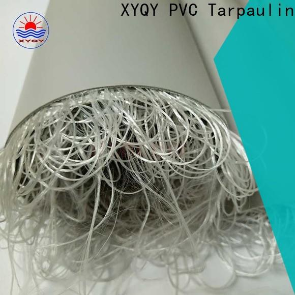 XYQY Wholesale waterproof tarp material manufacturers for lifting cushions
