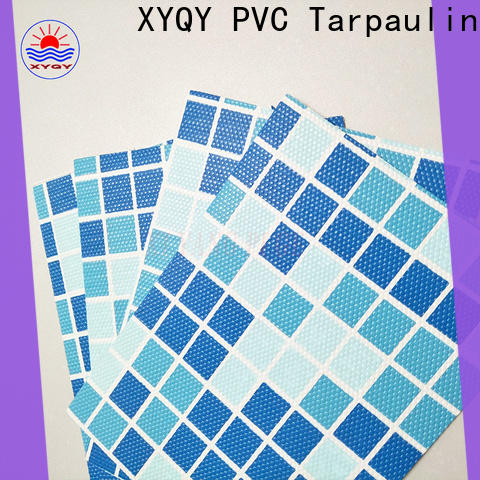 XYQY mildew 15 foot above ground pool liner factory for swimming pool