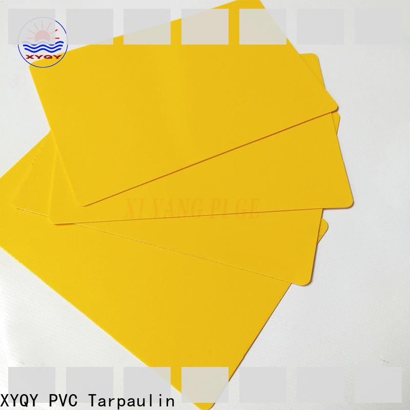 XYQY door tarpaulin materials fabrics Supply for rolling door