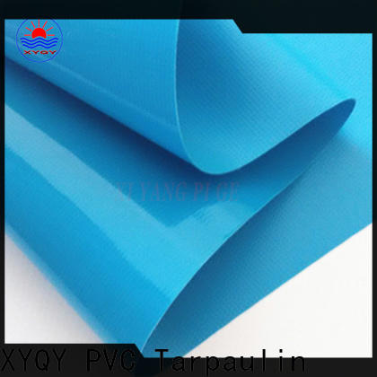 XYQY with tensile strength bouncy castle pvc material Suppliers for inflatable games tarp