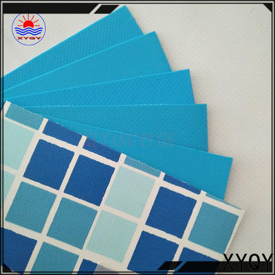 XYQY backing 18 x 52 above ground pool liner manufacturers for swimming pool