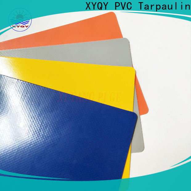 colorful pvc tarpaulin fabric waterproof factory for rolling door