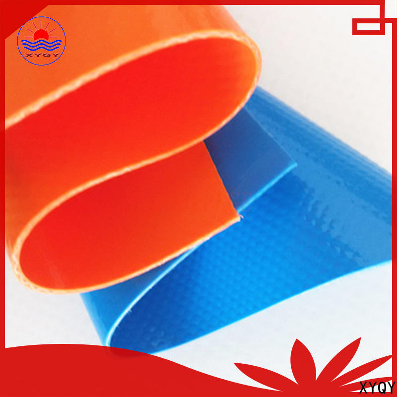 XYQY high quality soft polyester fabric company for inflatable pools.