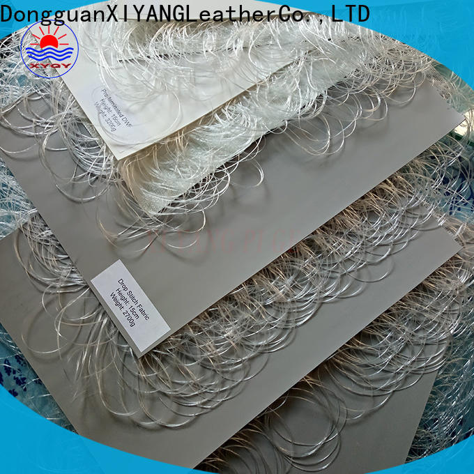 XYQY Top drop stitch fabric company for jumping and sports mats