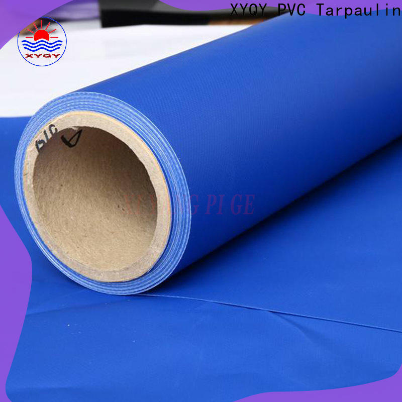 XYQY fire retardent 7x7 canvas tarp Supply for tents