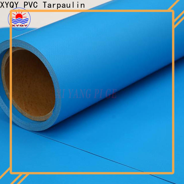 XYQY cold-resistant blue tarp shelter for business for tents