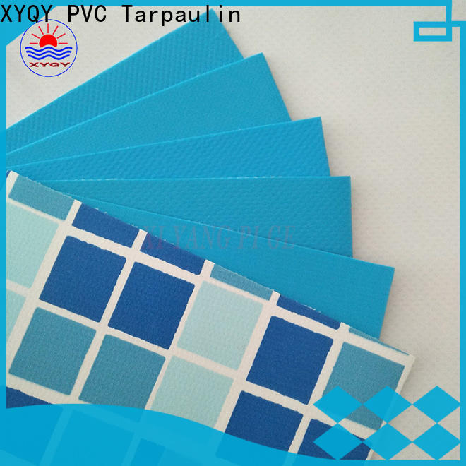 XYQY Wholesale 30 foot round above ground pool liner Suppliers for swimming pool backing